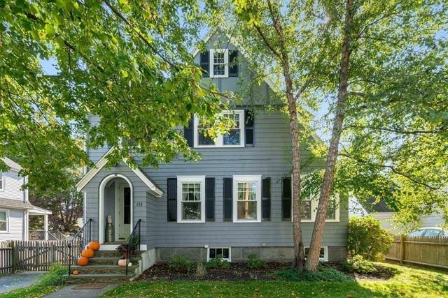 153 Butler Road, Quincy, MA 02169 (MLS #72910136) :: DNA Realty Group
