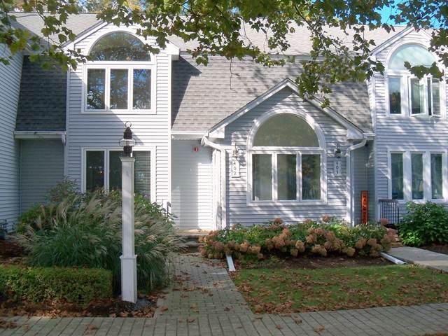 35 Pilgrim Village Road #402, Taunton, MA 02780 (MLS #72910183) :: RE/MAX Vantage