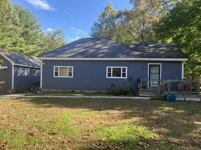 14 Woburn St, Andover, MA 01810 (MLS #72910220) :: Zack Harwood Real Estate | Berkshire Hathaway HomeServices Warren Residential