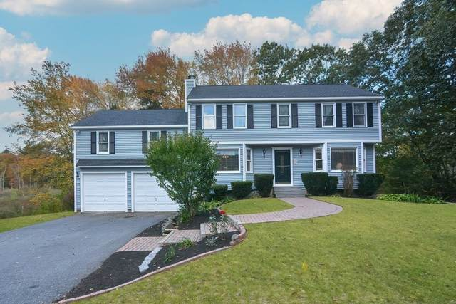 1 Millbrook Rd, Medway, MA 02053 (MLS #72910228) :: EXIT Realty