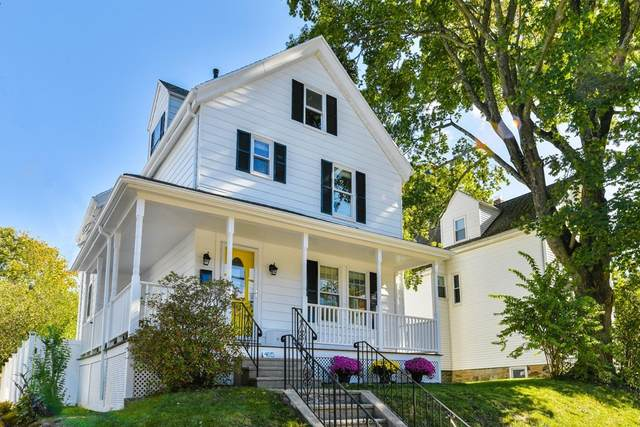465 Lagrange St, Boston, MA 02132 (MLS #72910232) :: Dot Collection at Access