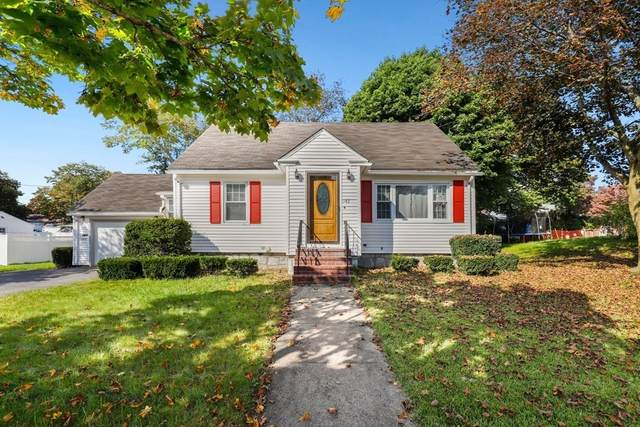 143 Mount Vernon St, Lawrence, MA 01843 (MLS #72910236) :: EXIT Realty