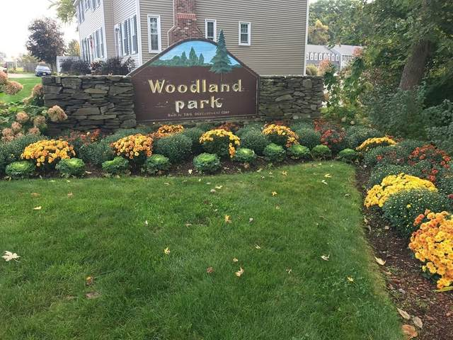 20 Woodland Dr #366, Lowell, MA 01852 (MLS #72910237) :: Boylston Realty Group
