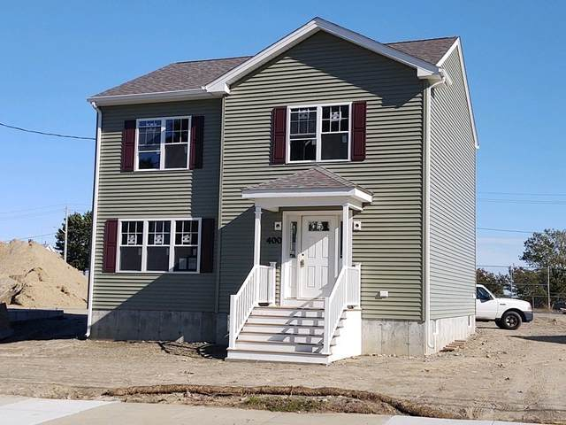 400 Manchester Street, Fall River, MA 02723 (MLS #72910238) :: EXIT Realty