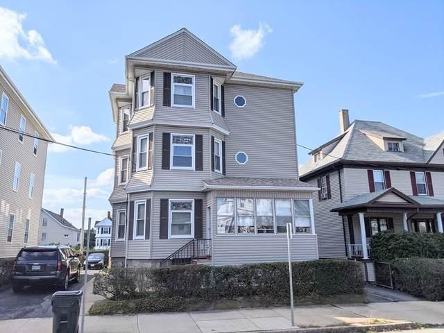195 Eastern Avenue, Fall River, MA 02723 (MLS #72910247) :: Westcott Properties