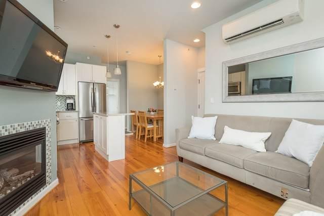 60 Mystic #2, Boston, MA 02129 (MLS #72910248) :: Zack Harwood Real Estate   Berkshire Hathaway HomeServices Warren Residential