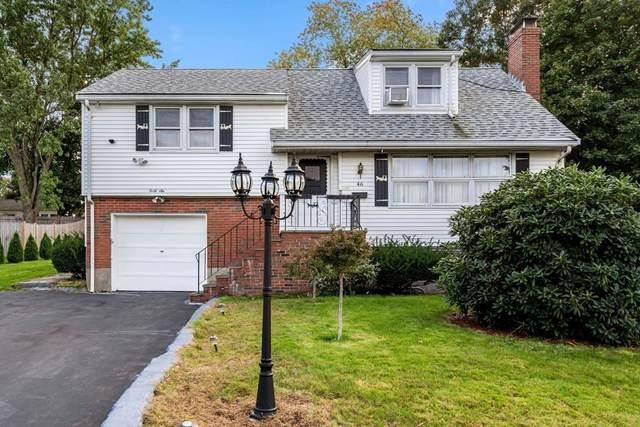46 Tudor St, Waltham, MA 02451 (MLS #72910258) :: Maloney Properties Real Estate Brokerage