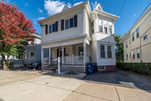 1710 N. Shore Rd, Revere, MA 02151 (MLS #72910278) :: Maloney Properties Real Estate Brokerage