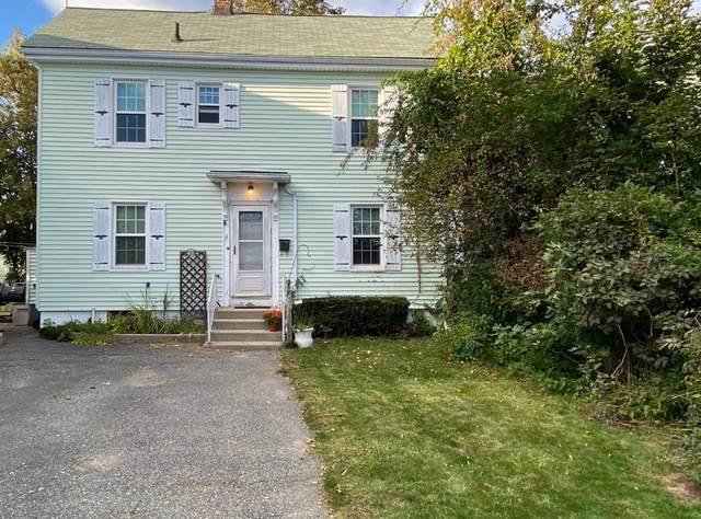 4 Fuller Street Ct, Lynn, MA 01905 (MLS #72910282) :: EXIT Realty