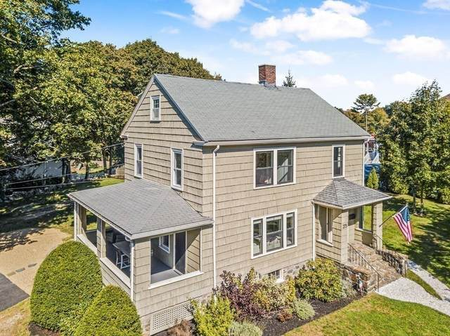 273 Pleasant St, Marblehead, MA 01945 (MLS #72910336) :: EXIT Realty
