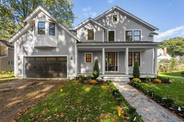 9 Payson Rd, Brookline, MA 02467 (MLS #72910349) :: EXIT Realty