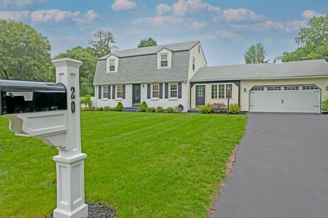 20 Kimberly Cir, Longmeadow, MA 01106 (MLS #72910350) :: NRG Real Estate Services, Inc.