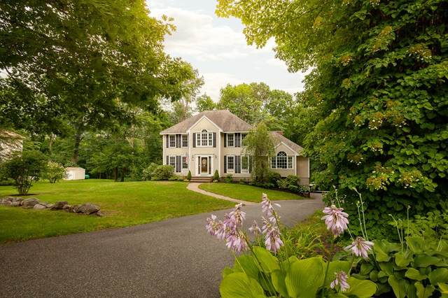 863 Dale St, North Andover, MA 01845 (MLS #72910358) :: EXIT Realty