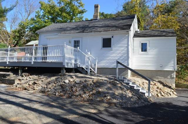 119 Comins Pond Rd, Warren, MA 01083 (MLS #72910363) :: The Duffy Home Selling Team