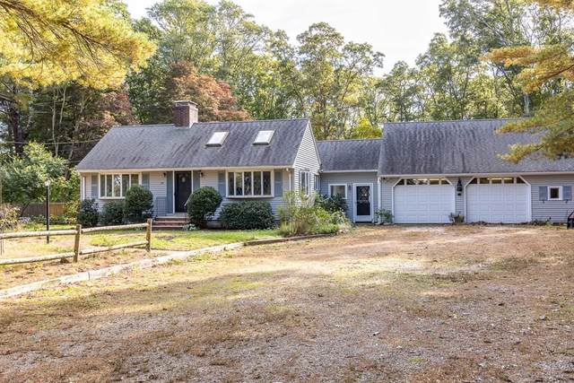 516 Hatchville Rd, Falmouth, MA 02536 (MLS #72910365) :: The Duffy Home Selling Team