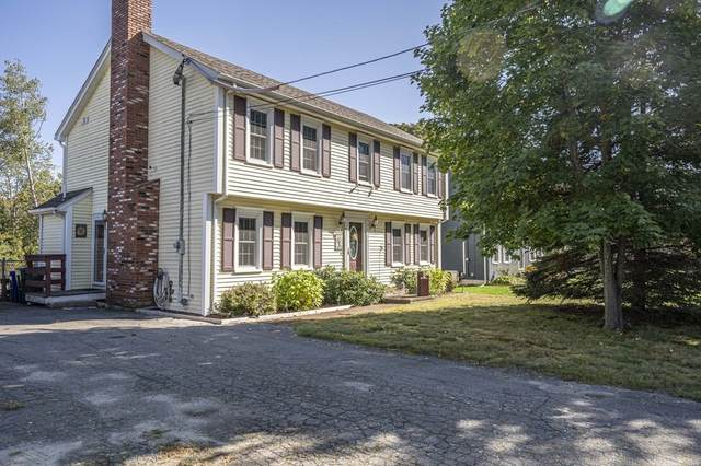 42 Camp St, Attleboro, MA 02703 (MLS #72910369) :: The Duffy Home Selling Team