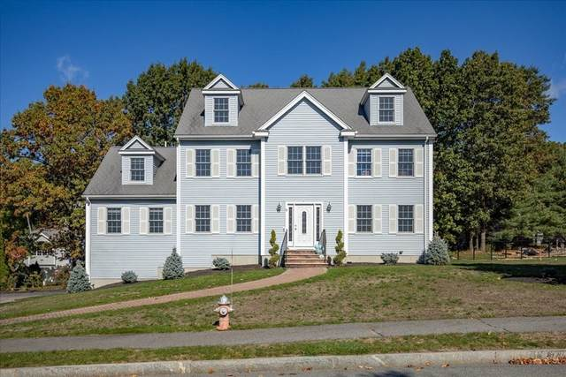 45 Ashwood Ave, Wilmington, MA 01887 (MLS #72910379) :: The Duffy Home Selling Team
