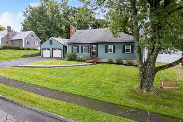 7 Ardmore Dr, Danvers, MA 01923 (MLS #72910449) :: EXIT Realty