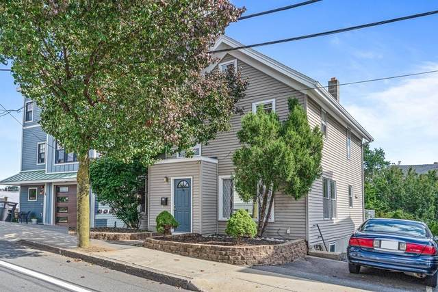 38 Dane St #1, Somerville, MA 02143 (MLS #72910478) :: Dot Collection at Access