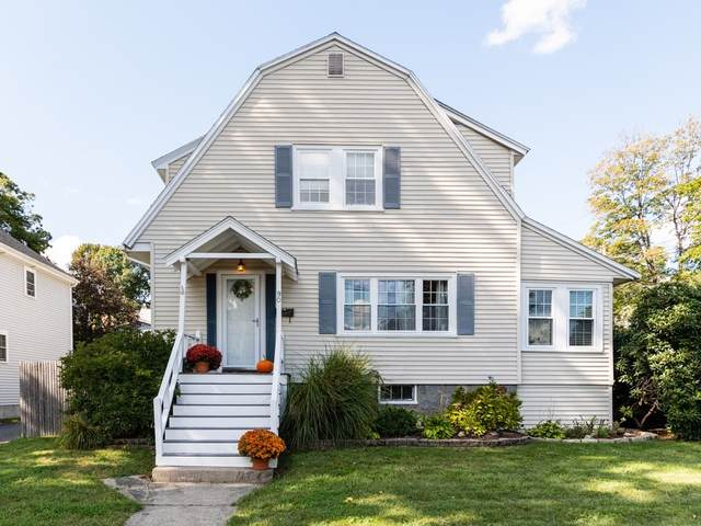 90 Edge Hill Rd, Braintree, MA 02184 (MLS #72910613) :: Dot Collection at Access