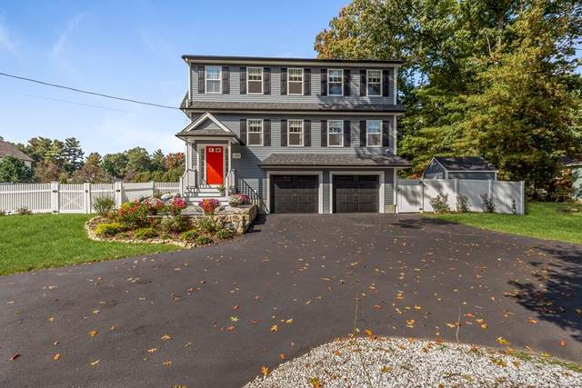 8 Carter Ln, Wilmington, MA 01887 (MLS #72910647) :: EXIT Realty