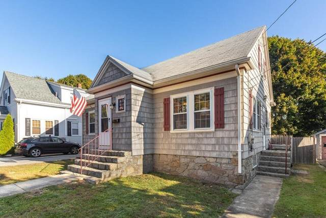 10 Abbott Road, Gloucester, MA 01930 (MLS #72910658) :: Dot Collection at Access