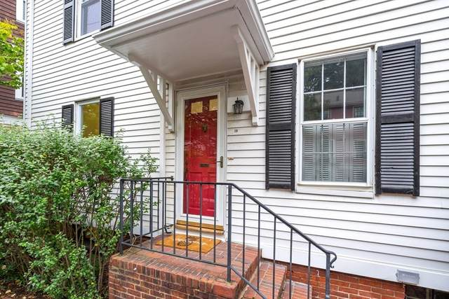 26 Sparks Street #26, Cambridge, MA 02138 (MLS #72910693) :: Dot Collection at Access