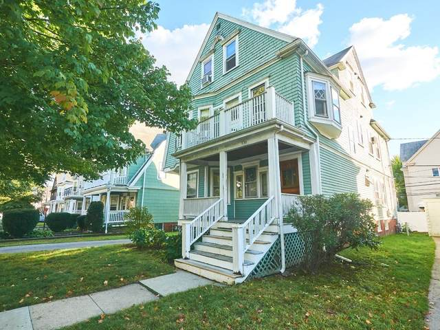 136 Powder House Blvd, Somerville, MA 02144 (MLS #72910740) :: Dot Collection at Access