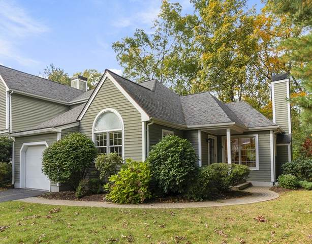 226 Bishops Forest Drive #226, Waltham, MA 02451 (MLS #72910748) :: The Gillach Group