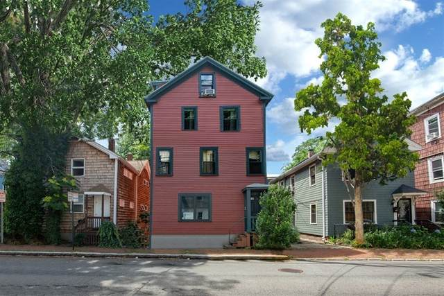 422 Franklin Street #1, Cambridge, MA 02139 (MLS #72910790) :: Dot Collection at Access