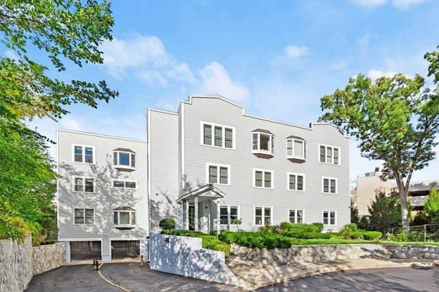 116 Florence St F, Newton, MA 02467 (MLS #72910854) :: Revolution Realty