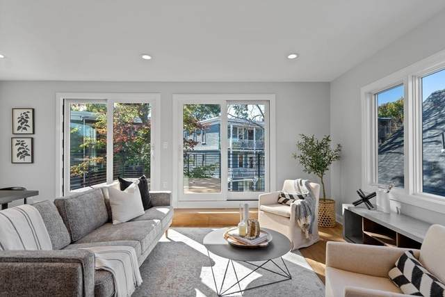 64 Richdale #2, Cambridge, MA 02140 (MLS #72910869) :: DNA Realty Group