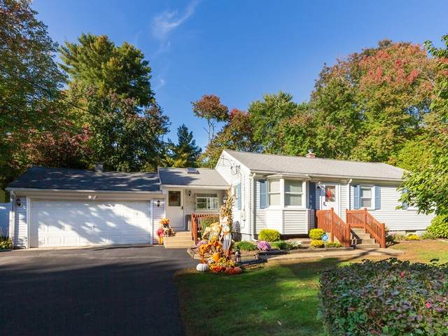 219 Lincoln St, Easton, MA 02356 (MLS #72910872) :: Dot Collection at Access