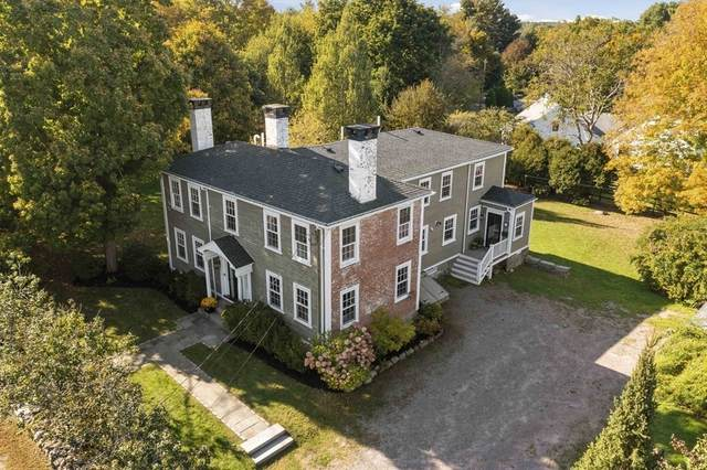 237 Hillside St, Milton, MA 02186 (MLS #72910883) :: Dot Collection at Access