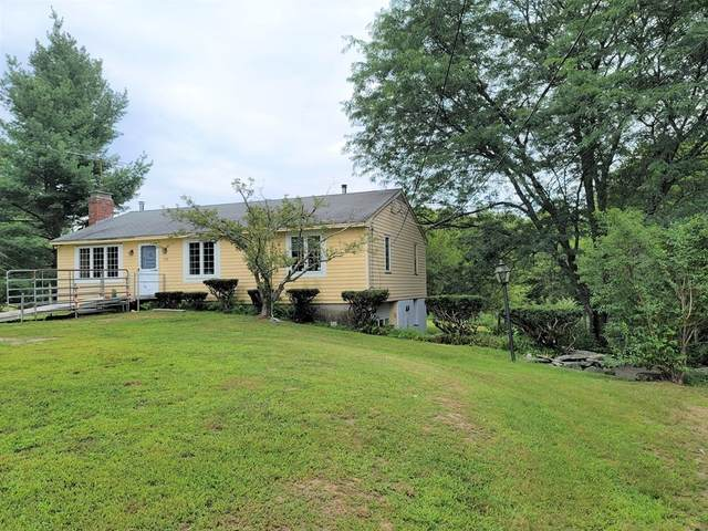 238 Berlin Rd, Bolton, MA 01740 (MLS #72910885) :: EXIT Realty