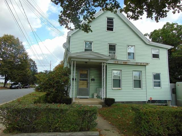 78 Congress Street, Fitchburg, MA 01420 (MLS #72910926) :: Dot Collection at Access