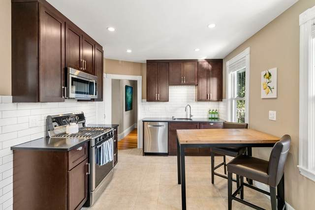 33 Rosemont Street #3, Boston, MA 02122 (MLS #72911012) :: Dot Collection at Access