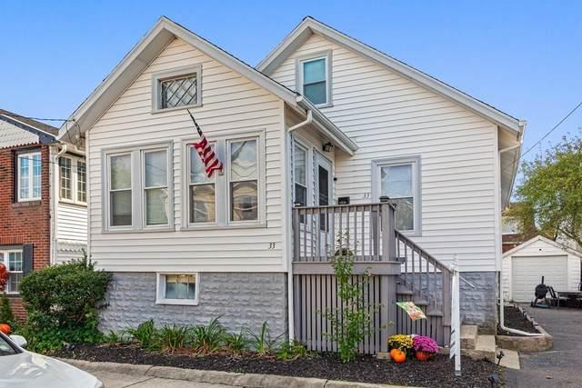 33 Alden Ave, Revere, MA 02151 (MLS #72911101) :: Boylston Realty Group