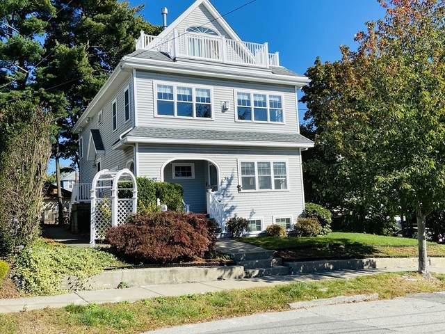 35 Upland Rd. #35, Watertown, MA 02472 (MLS #72911111) :: Dot Collection at Access