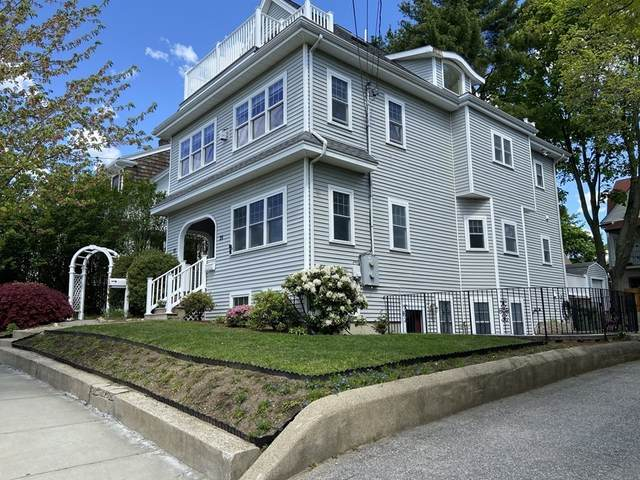 37 Upland Rd. #37, Watertown, MA 02472 (MLS #72911112) :: Dot Collection at Access