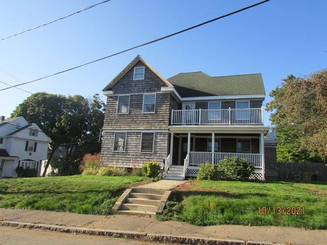 21 Clark St, Quincy, MA 02171 (MLS #72911132) :: Dot Collection at Access