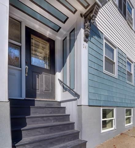 34 Telegraph St #1, Boston, MA 02127 (MLS #72911248) :: Primary National Residential Brokerage