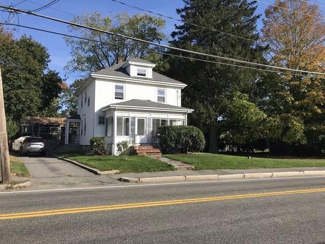 466 Summer St, Brockton, MA 02302 (MLS #72911289) :: Zack Harwood Real Estate | Berkshire Hathaway HomeServices Warren Residential