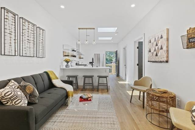 43 Wordsworth #2, Boston, MA 02128 (MLS #72911294) :: Dot Collection at Access