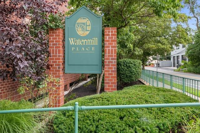 1 Watermill Place #510, Arlington, MA 02476 (MLS #72911306) :: Revolution Realty