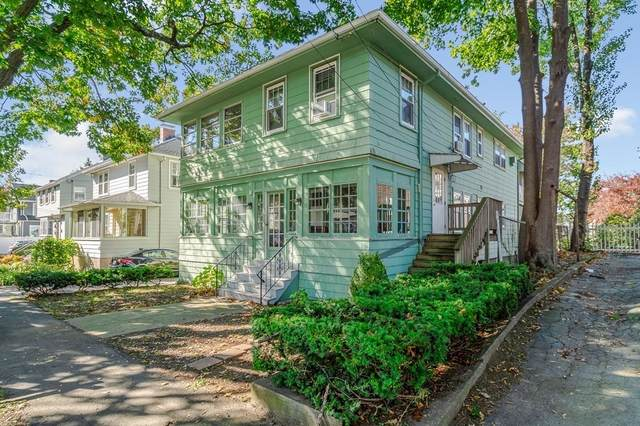 235-237 Elmwood Ave, Quincy, MA 02170 (MLS #72911307) :: Dot Collection at Access