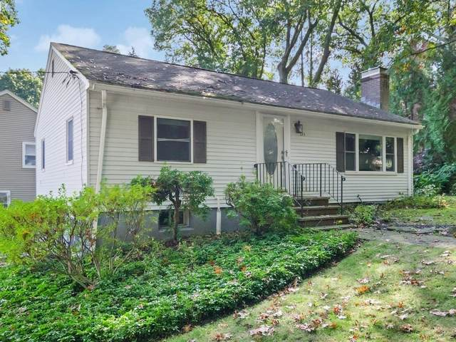 275 Prospect Hill Road, Waltham, MA 02451 (MLS #72911322) :: Home And Key Real Estate