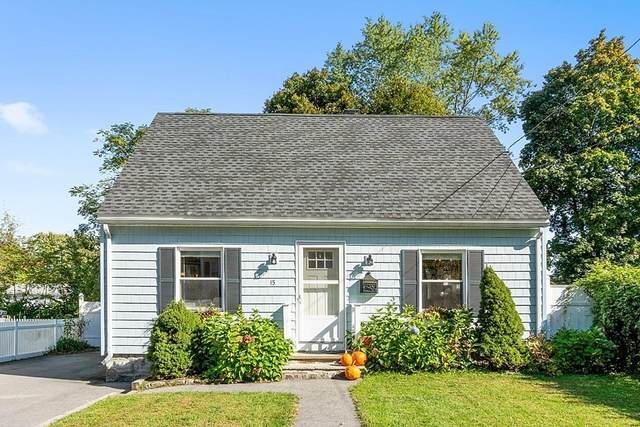 15 Wetherbee Ave, Lowell, MA 01852 (MLS #72911349) :: Zack Harwood Real Estate | Berkshire Hathaway HomeServices Warren Residential