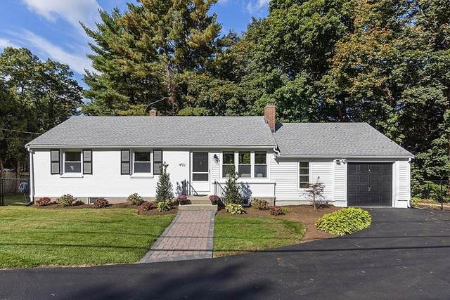 450 Old Connecticut Path, Wayland, MA 01778 (MLS #72911350) :: Zack Harwood Real Estate | Berkshire Hathaway HomeServices Warren Residential