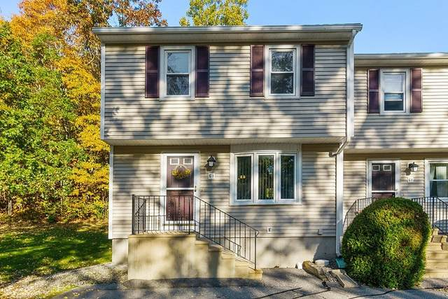 6 John William Dr A, Auburn, MA 01501 (MLS #72911355) :: Zack Harwood Real Estate | Berkshire Hathaway HomeServices Warren Residential